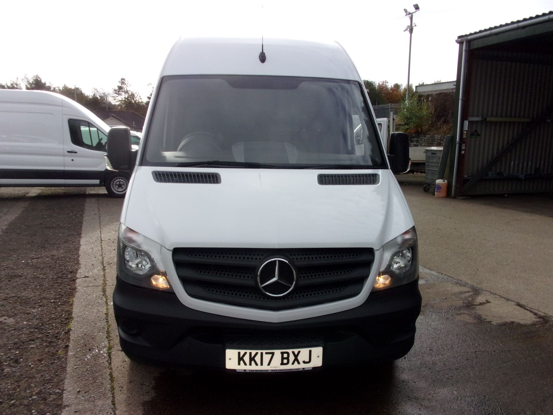 2017 Mercedes-Benz Sprinter 314 CDI LWB HIGH ROOF EURO 6 (KK17BXJ) Image 2
