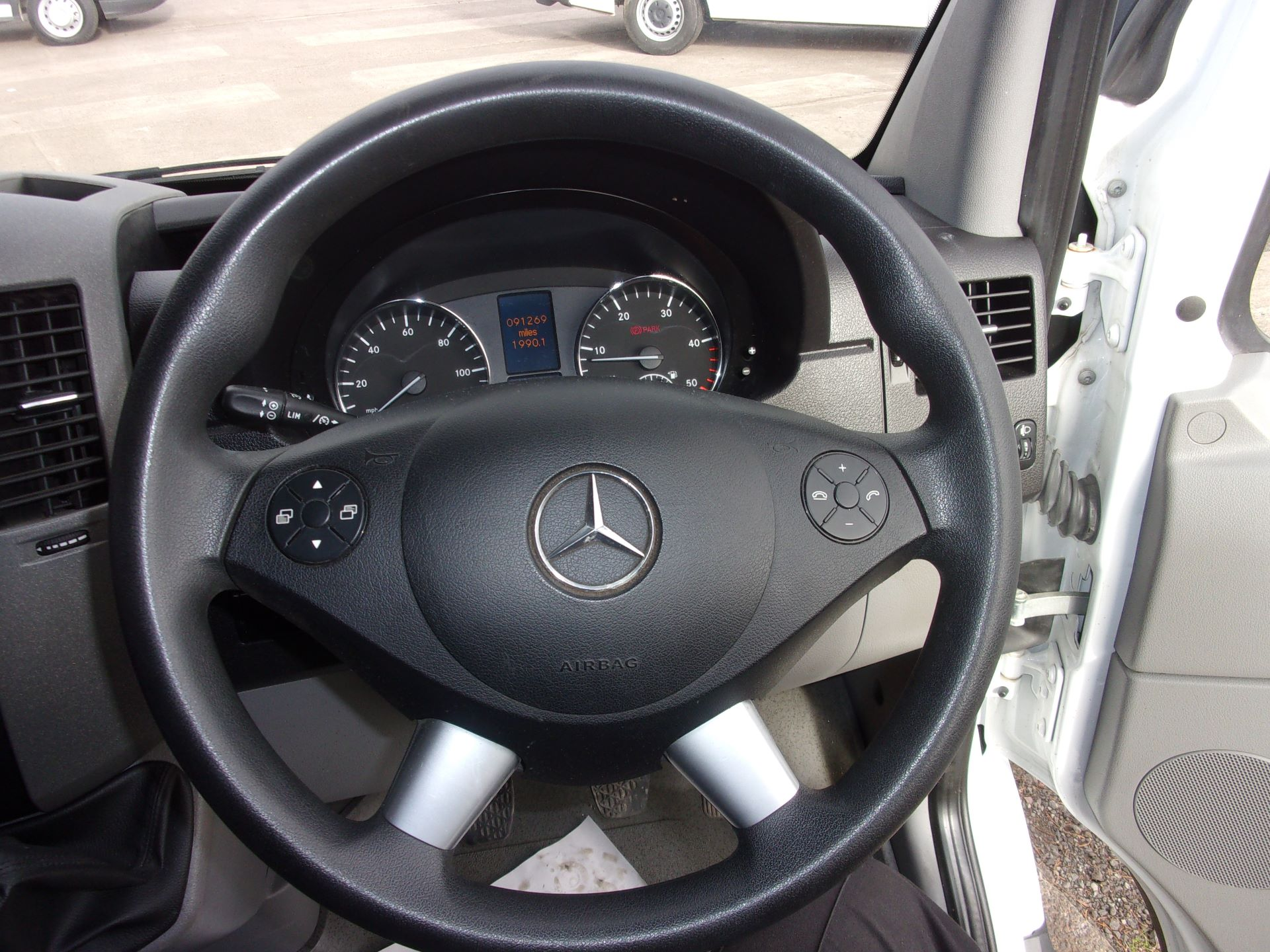 2017 Mercedes-Benz Sprinter 314 CDI LWB HIGH ROOF EURO 6 (KK17BXJ) Image 8