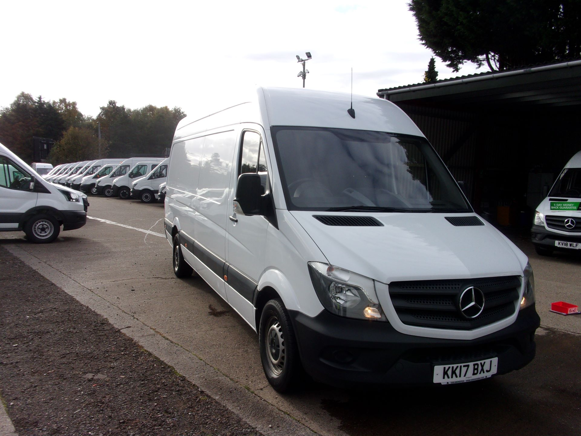 2017 Mercedes-Benz Sprinter 314 CDI LWB HIGH ROOF EURO 6 (KK17BXJ) Image 1