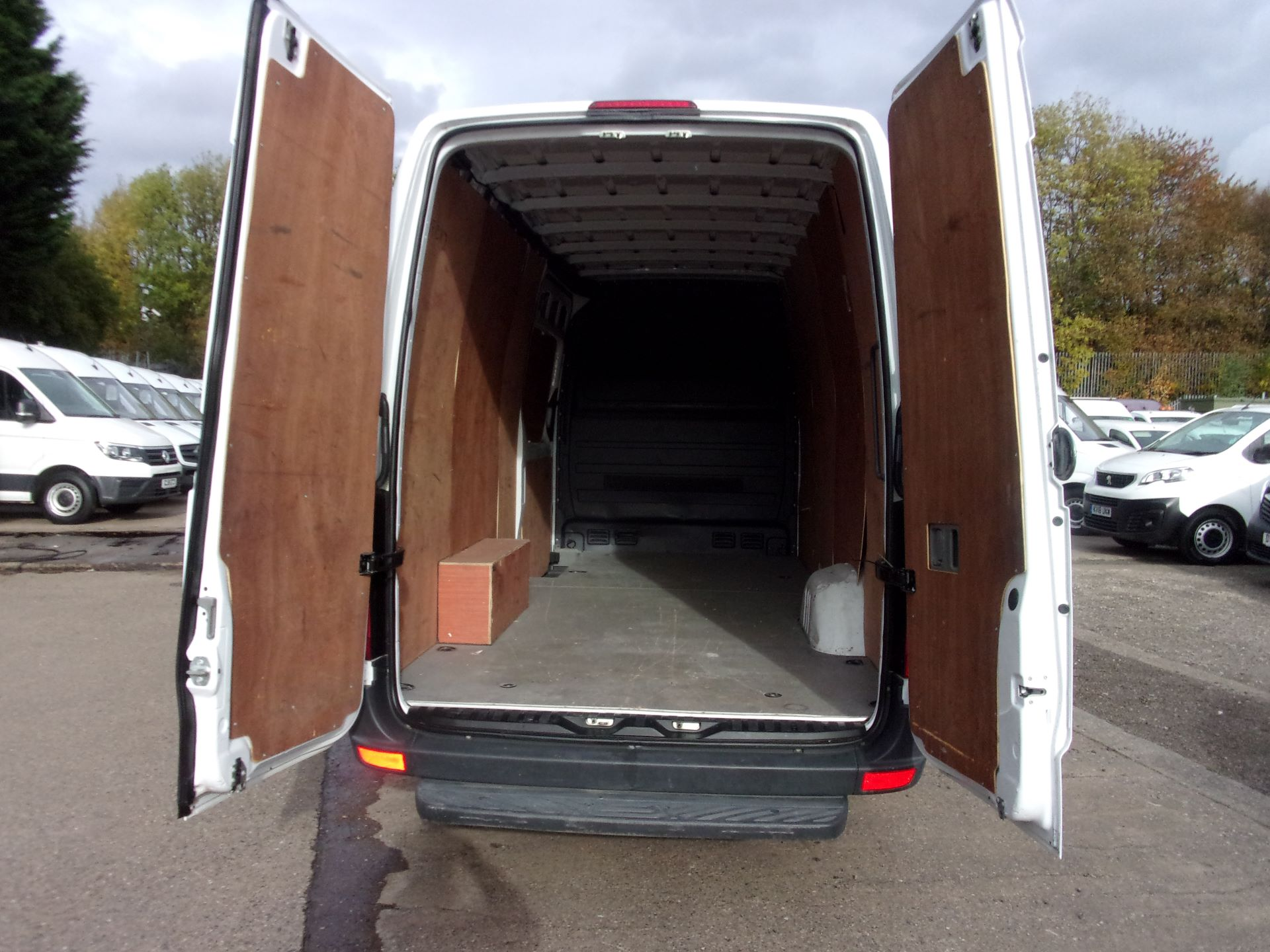 2017 Mercedes-Benz Sprinter 314 CDI LWB HIGH ROOF EURO 6 (KK17BXJ) Image 18