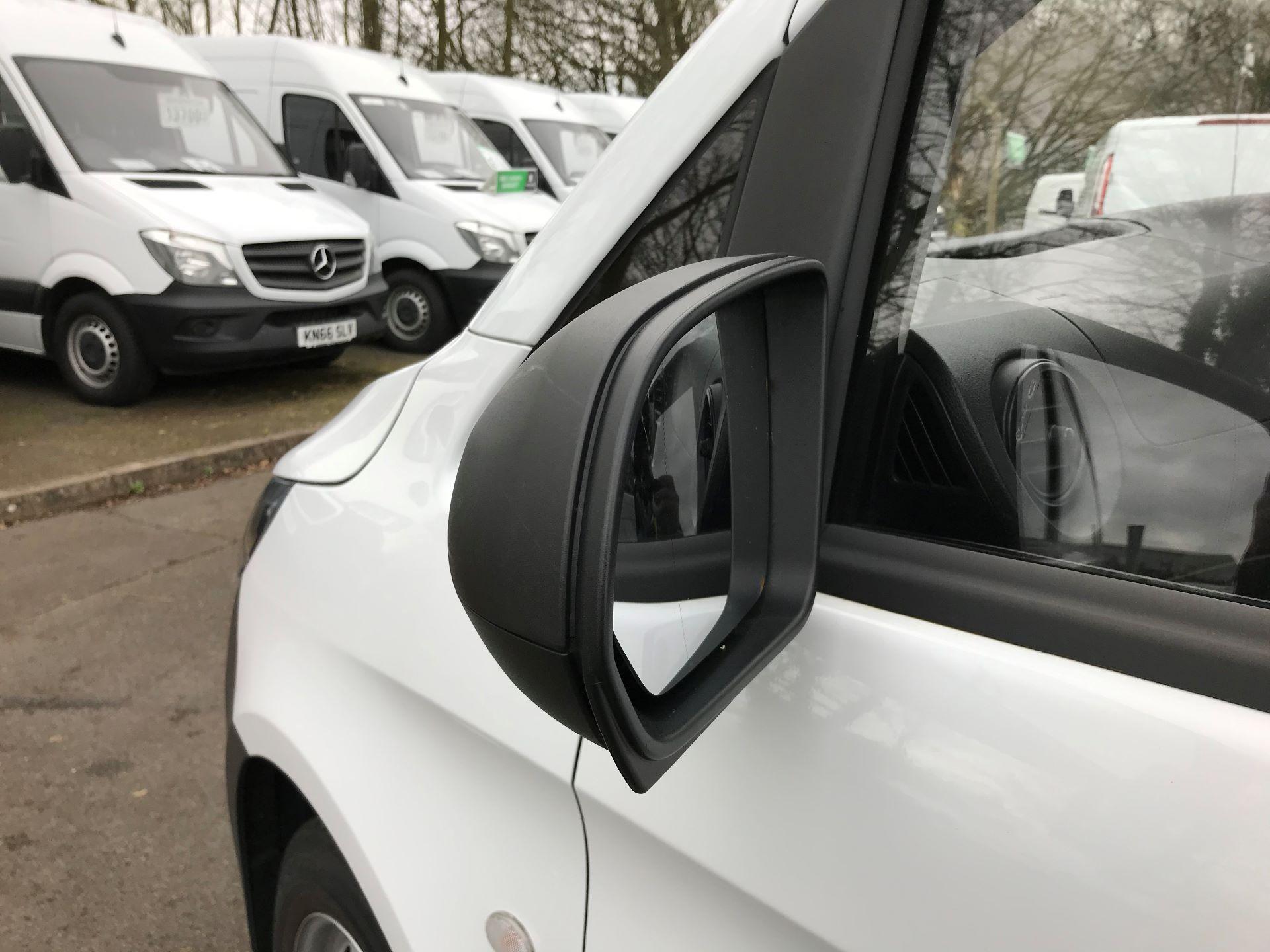 2017 Mercedes-Benz Vito LONG 111CDI VAN EURO 6  (KK17JXV) Image 14