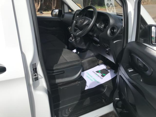 2017 Mercedes-Benz Vito 111Cdi Van LWB Euro 6 (KK17JXZ) Image 10