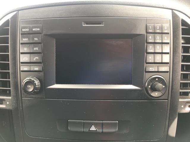 2017 Mercedes-Benz Vito 111Cdi Van LWB Euro 6 (KK17JXZ) Image 21