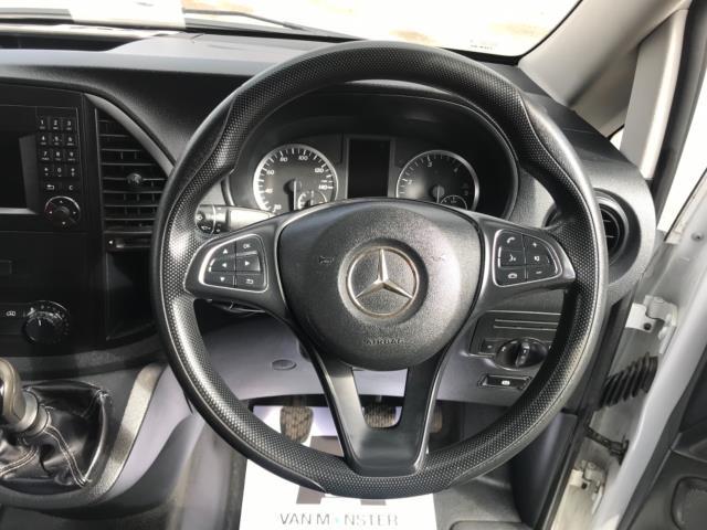 2017 Mercedes-Benz Vito 111Cdi Van LWB Euro 6 (KK17JXZ) Image 14