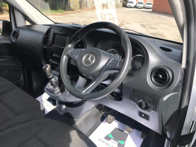2017 Mercedes-Benz Vito 111Cdi Van LWB Euro 6 (KK17JXZ) Image 11