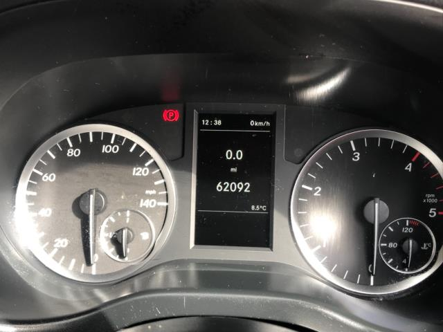 2017 Mercedes-Benz Vito 111Cdi Van LWB Euro 6 (KK17JXZ) Image 9