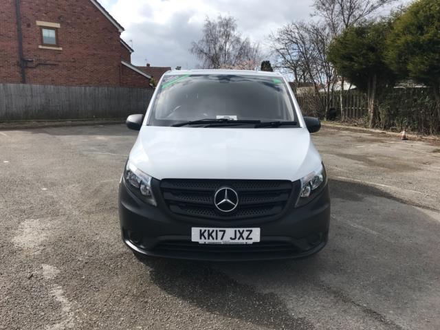 2017 Mercedes-Benz Vito 111Cdi Van LWB Euro 6 (KK17JXZ) Image 2