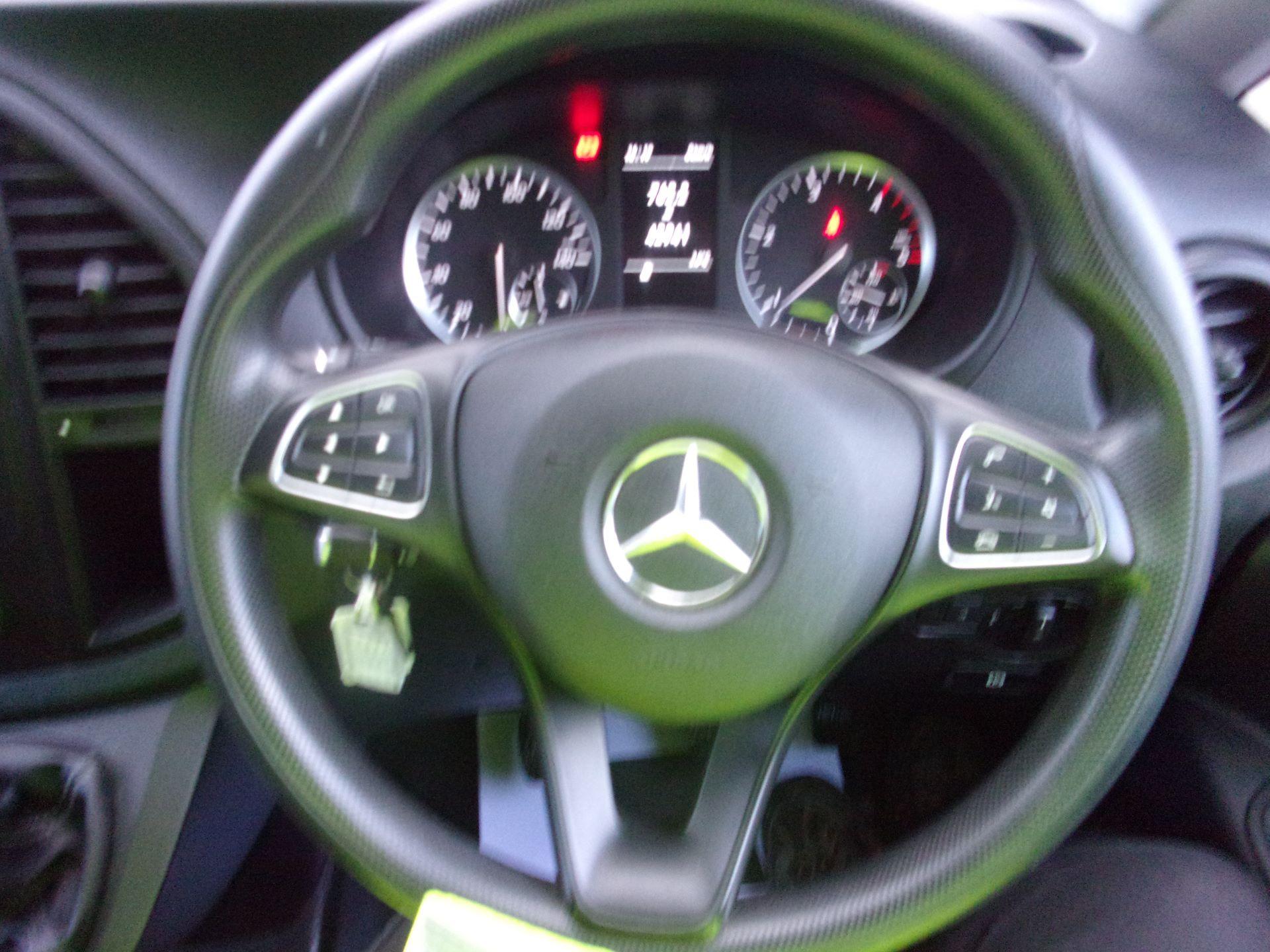 2017 Mercedes-Benz Vito LONG 111 CDI VAN EURO 6 (KK17JYF) Image 5