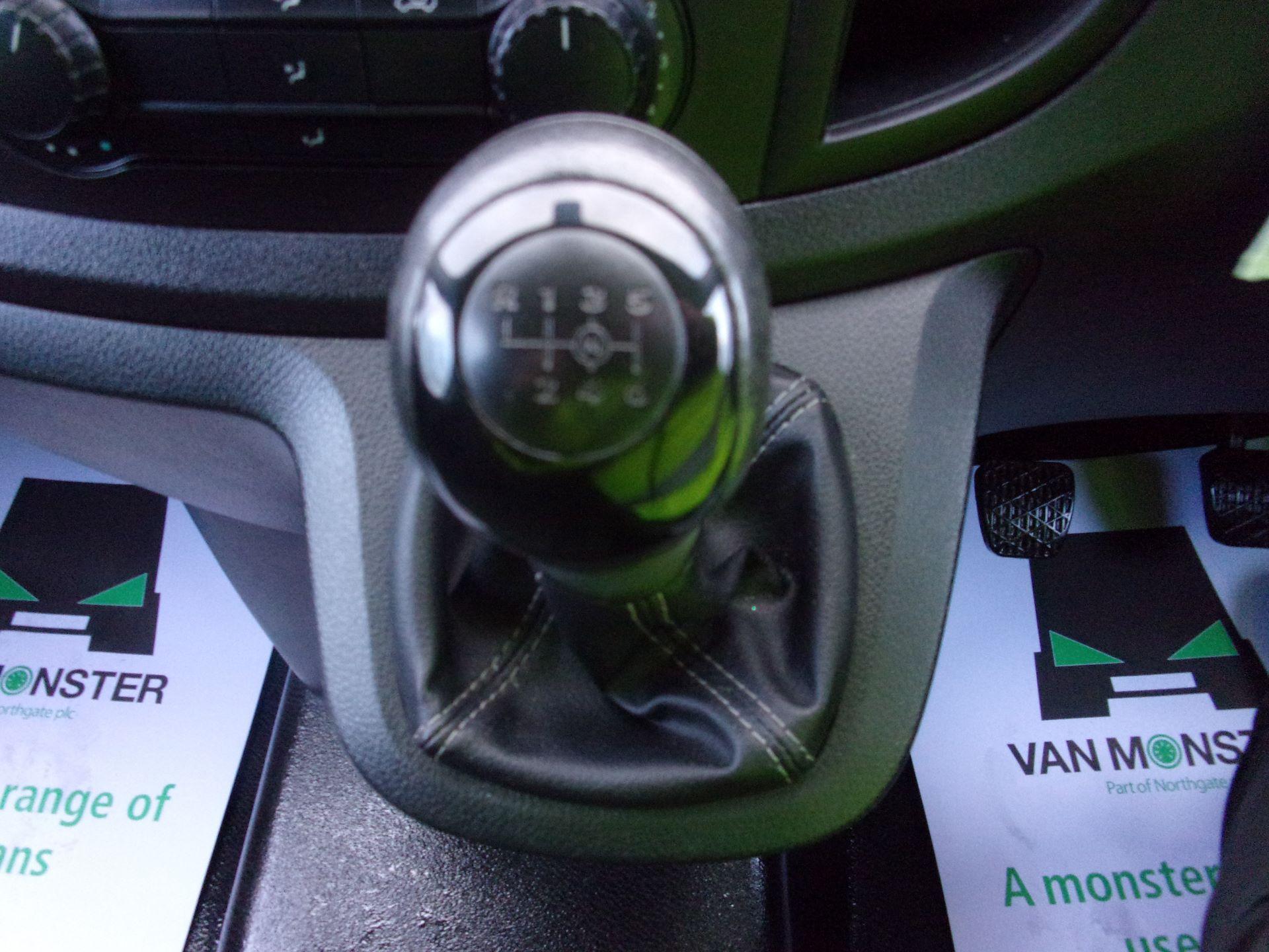 2017 Mercedes-Benz Vito LONG 111 CDI VAN EURO 6 (KK17JYF) Image 4