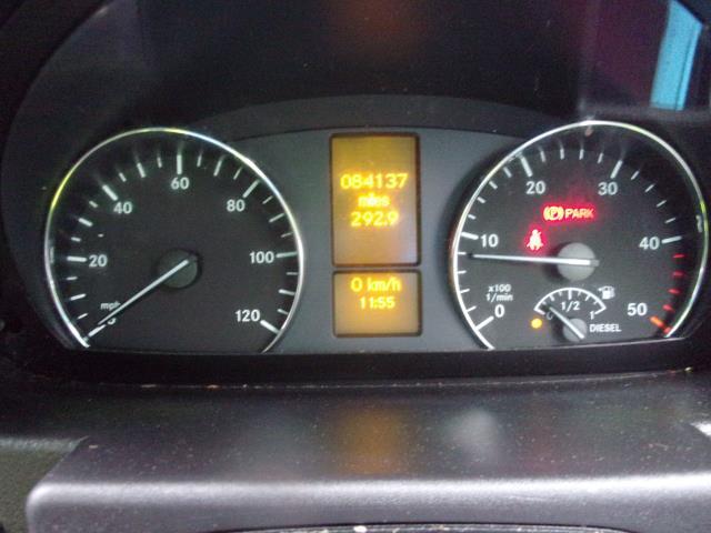2017 Mercedes-Benz Sprinter 314 CDI MWB HIGH ROOF VAN EURO 6 (KK17JZW) Image 6
