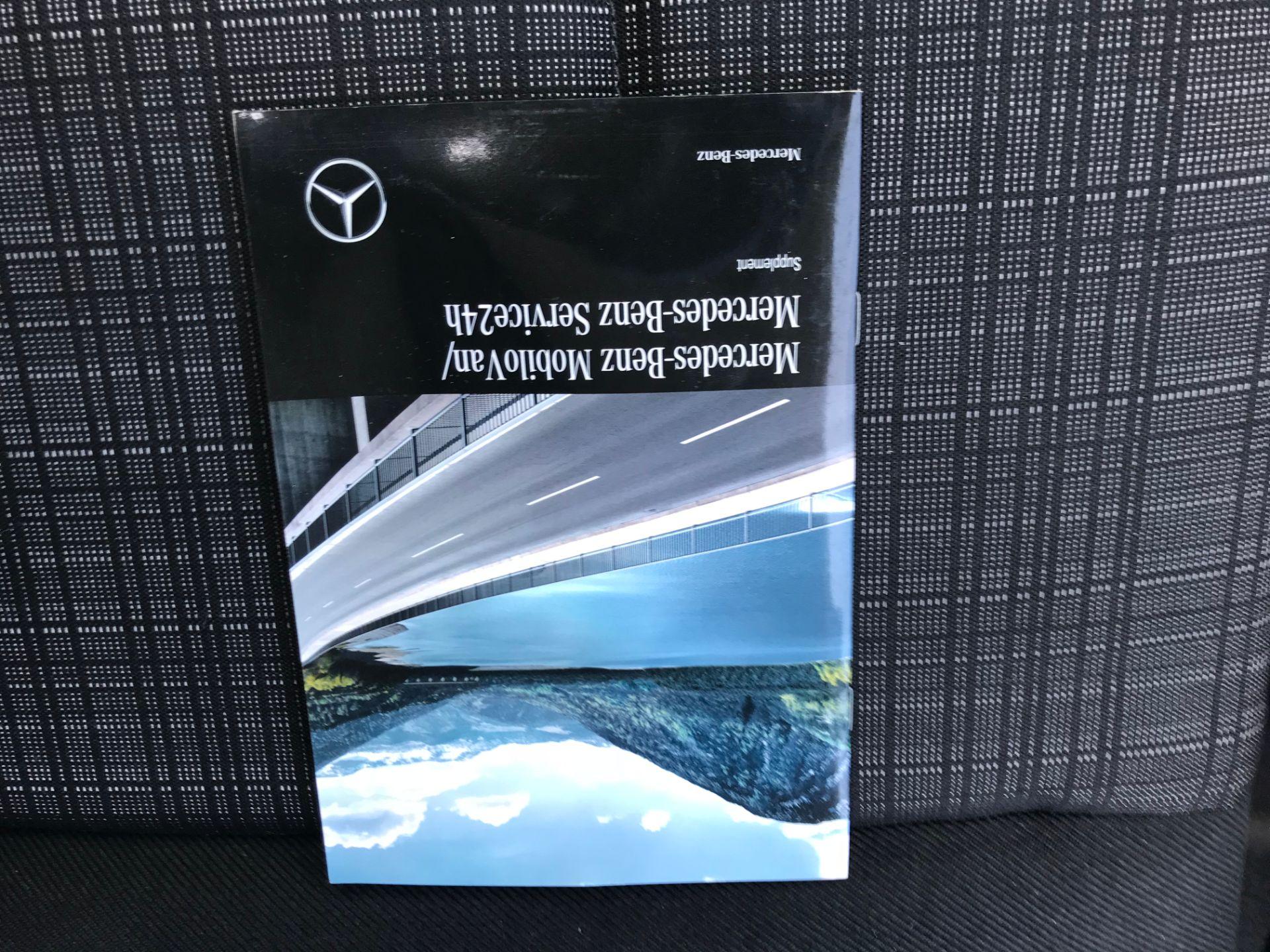 2017 Mercedes-Benz Vito LONG 111CDI VAN EURO 5/6  (KK17KBX) Image 38