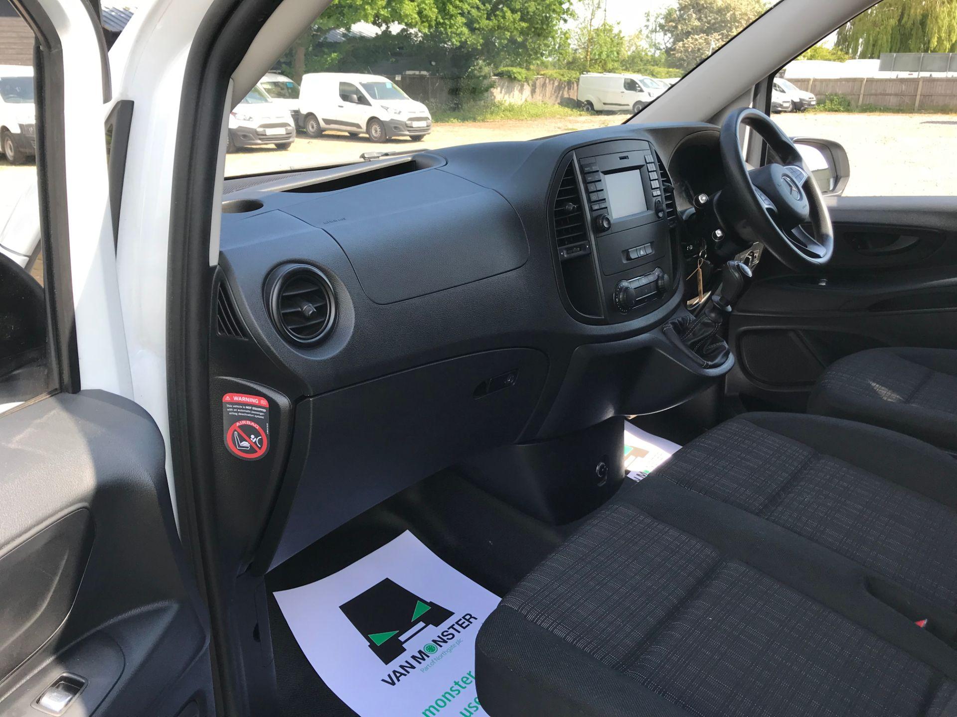 2017 Mercedes-Benz Vito LONG 111CDI VAN EURO 5/6  (KK17KBX) Image 15