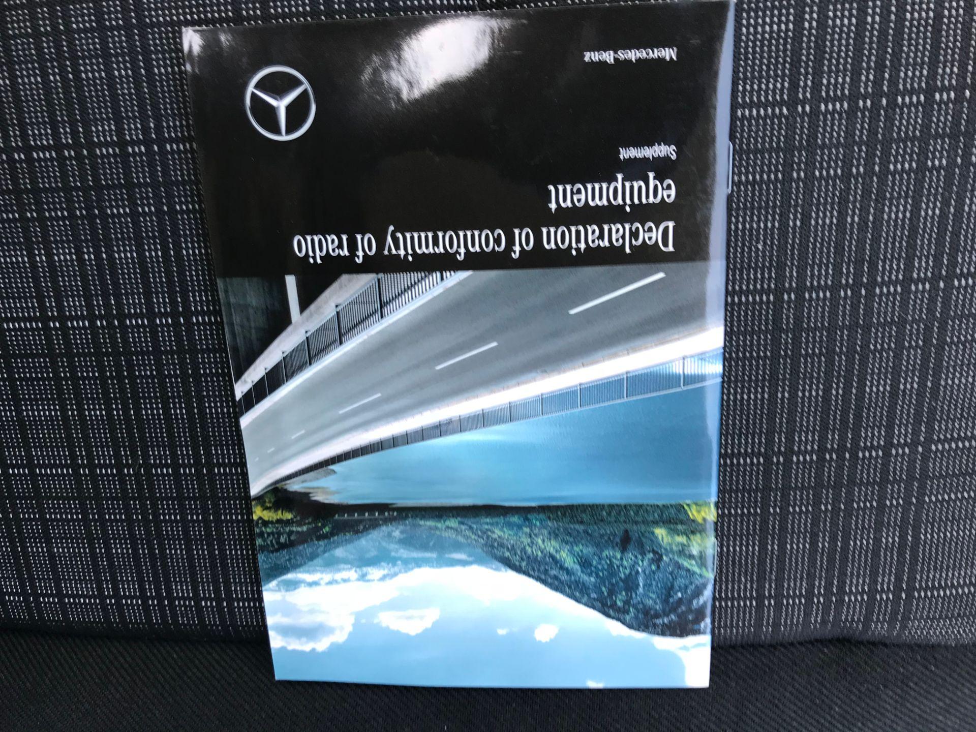 2017 Mercedes-Benz Vito LONG 111CDI VAN EURO 5/6  (KK17KBX) Image 36