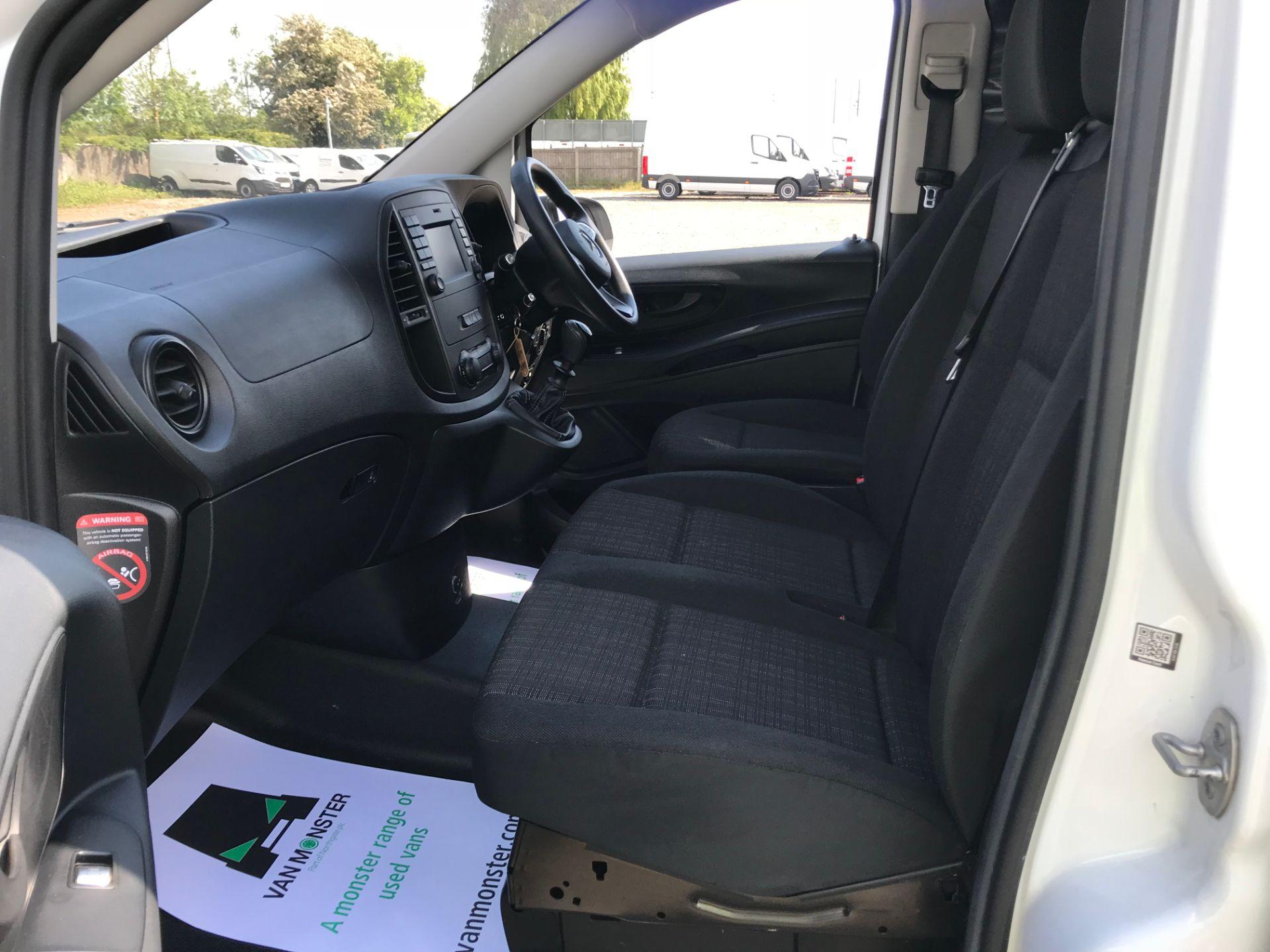 2017 Mercedes-Benz Vito LONG 111CDI VAN EURO 5/6  (KK17KBX) Image 16