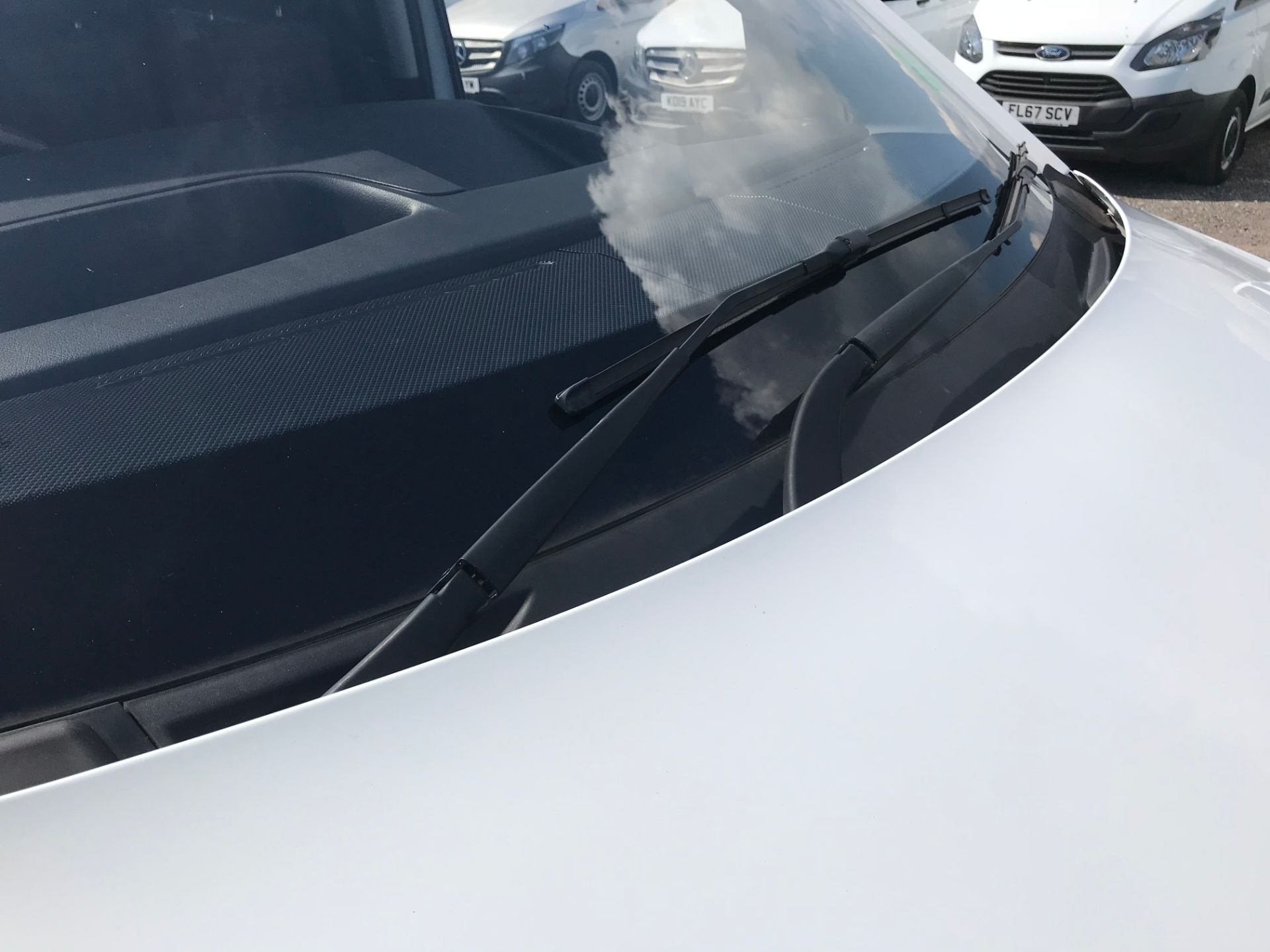 2017 Mercedes-Benz Vito LONG 111CDI VAN EURO 5/6  (KK17KBX) Image 30