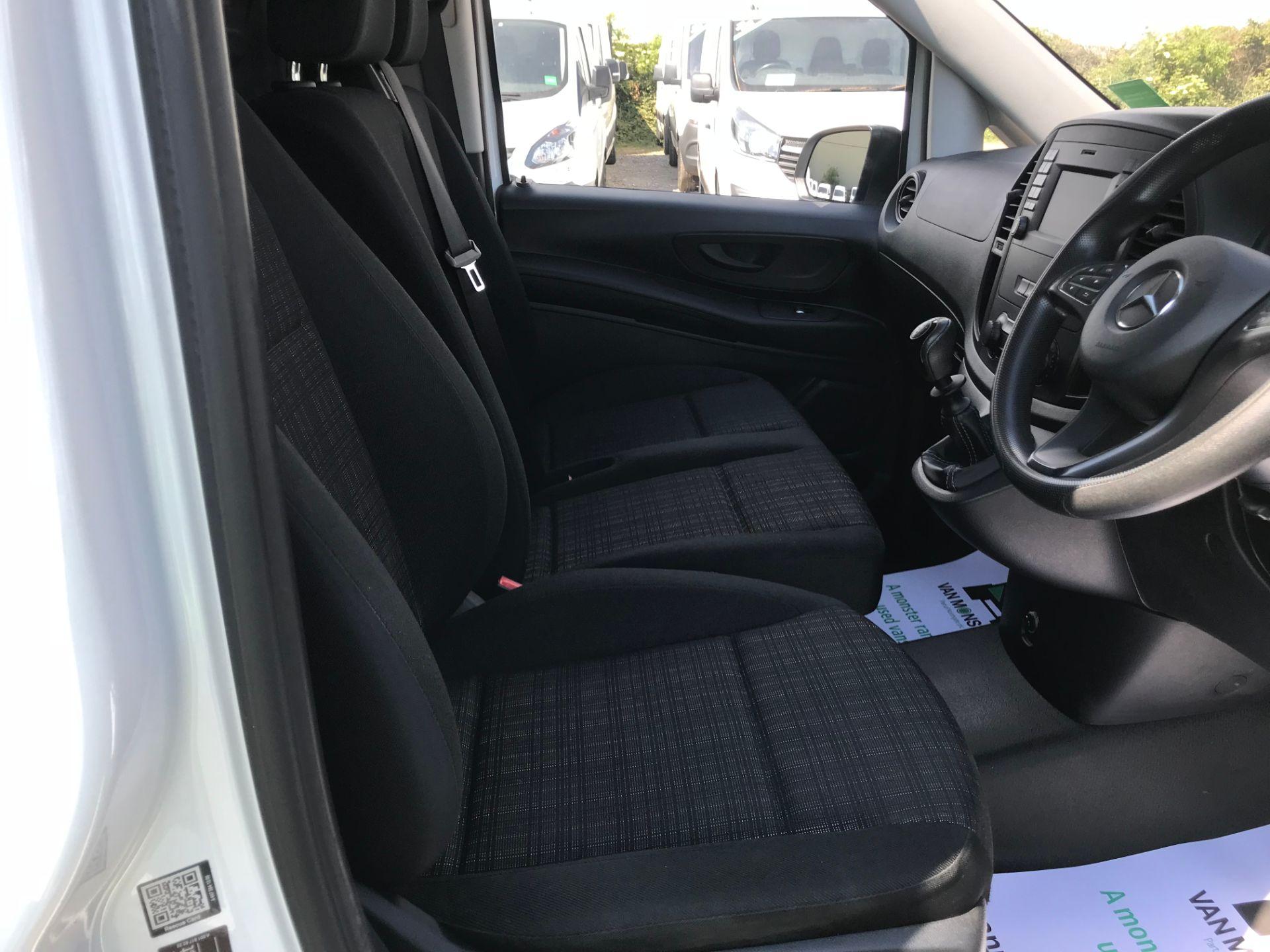 2017 Mercedes-Benz Vito LONG 111CDI VAN EURO 5/6  (KK17KBX) Image 18