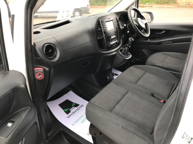 2017 Mercedes-Benz Vito 111Cdi Van LWB Euro 6 (KK17KDZ) Image 24