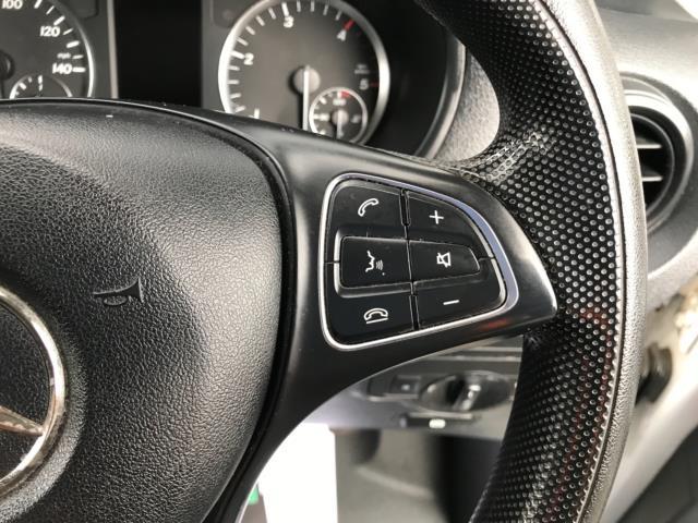 2017 Mercedes-Benz Vito 111Cdi Van LWB Euro 6 (KK17KDZ) Image 16