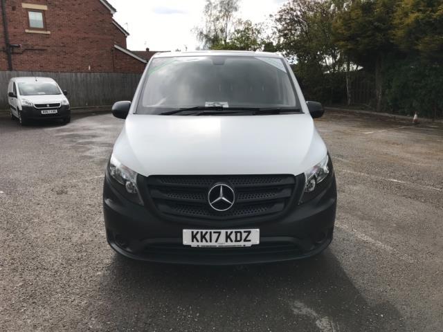 2017 Mercedes-Benz Vito 111Cdi Van LWB Euro 6 (KK17KDZ) Image 2