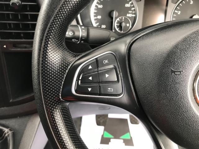 2017 Mercedes-Benz Vito 111Cdi Van LWB Euro 6 (KK17KDZ) Image 15