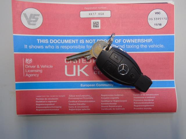 2017 Mercedes-Benz Vito 111Cdi Van *EURO 6* (KK17KGA) Image 19