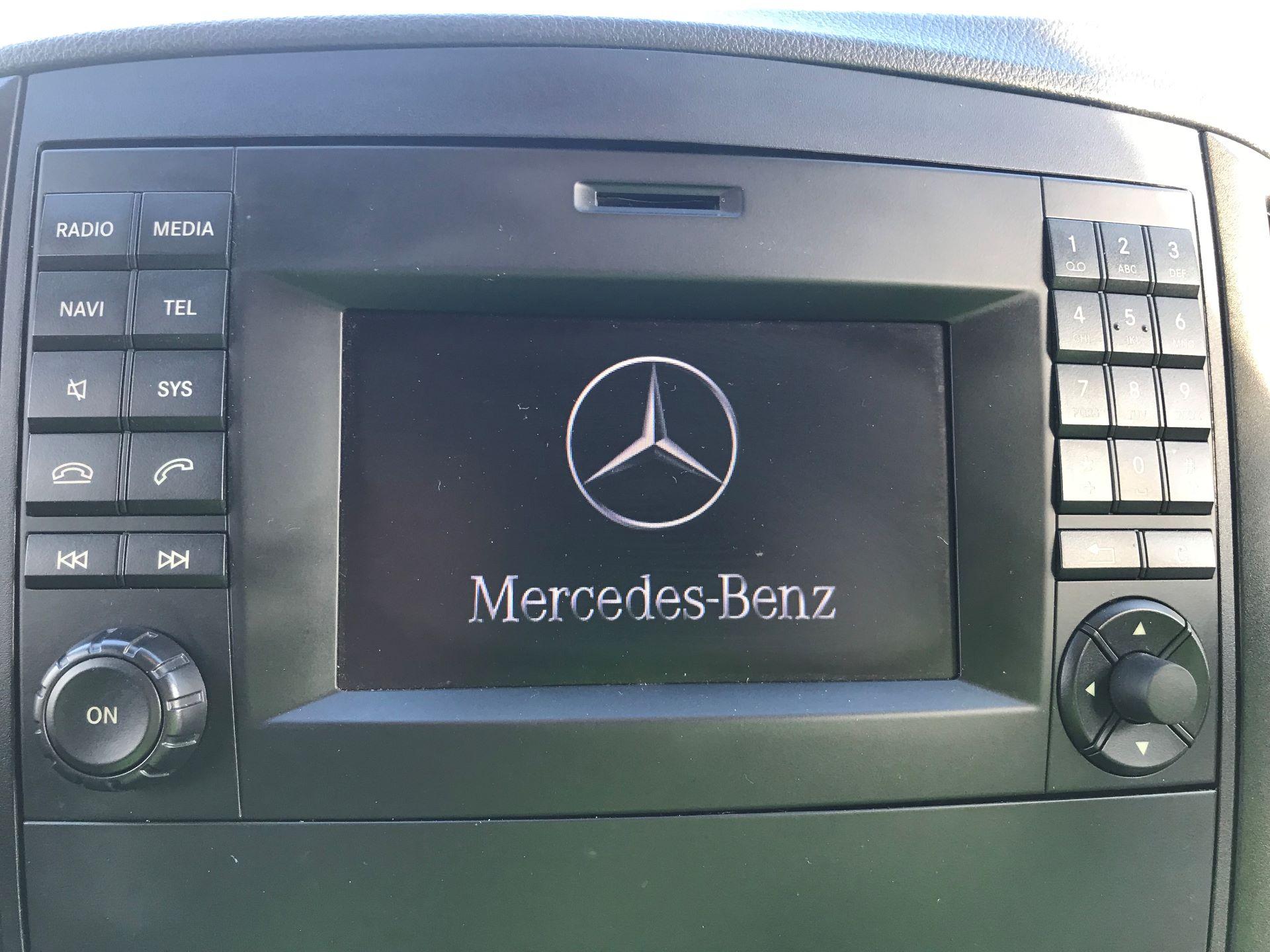 2017 Mercedes-Benz Vito LONG 111CDI VAN EURO 6  (KK17KHU) Image 19