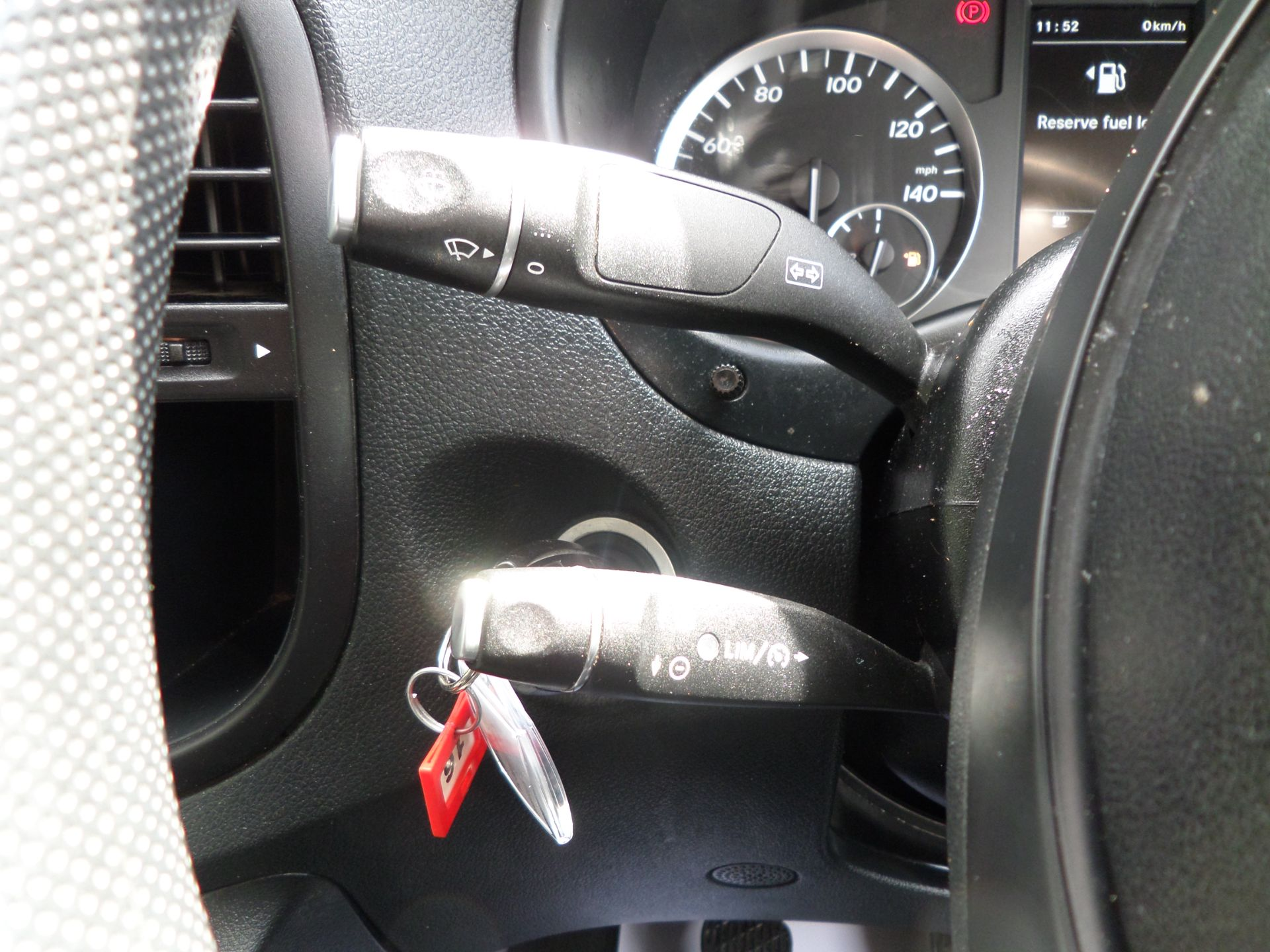 2017 Mercedes-Benz Vito 111Cdi Van LWB Euro 6 (KK17KHV) Image 16