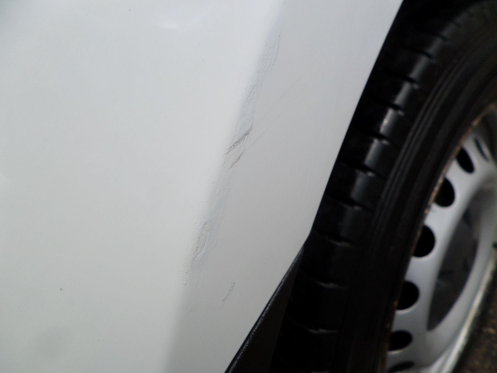 2017 Mercedes-Benz Vito 111Cdi Van LWB Euro 6 (KK17KHV) Image 21