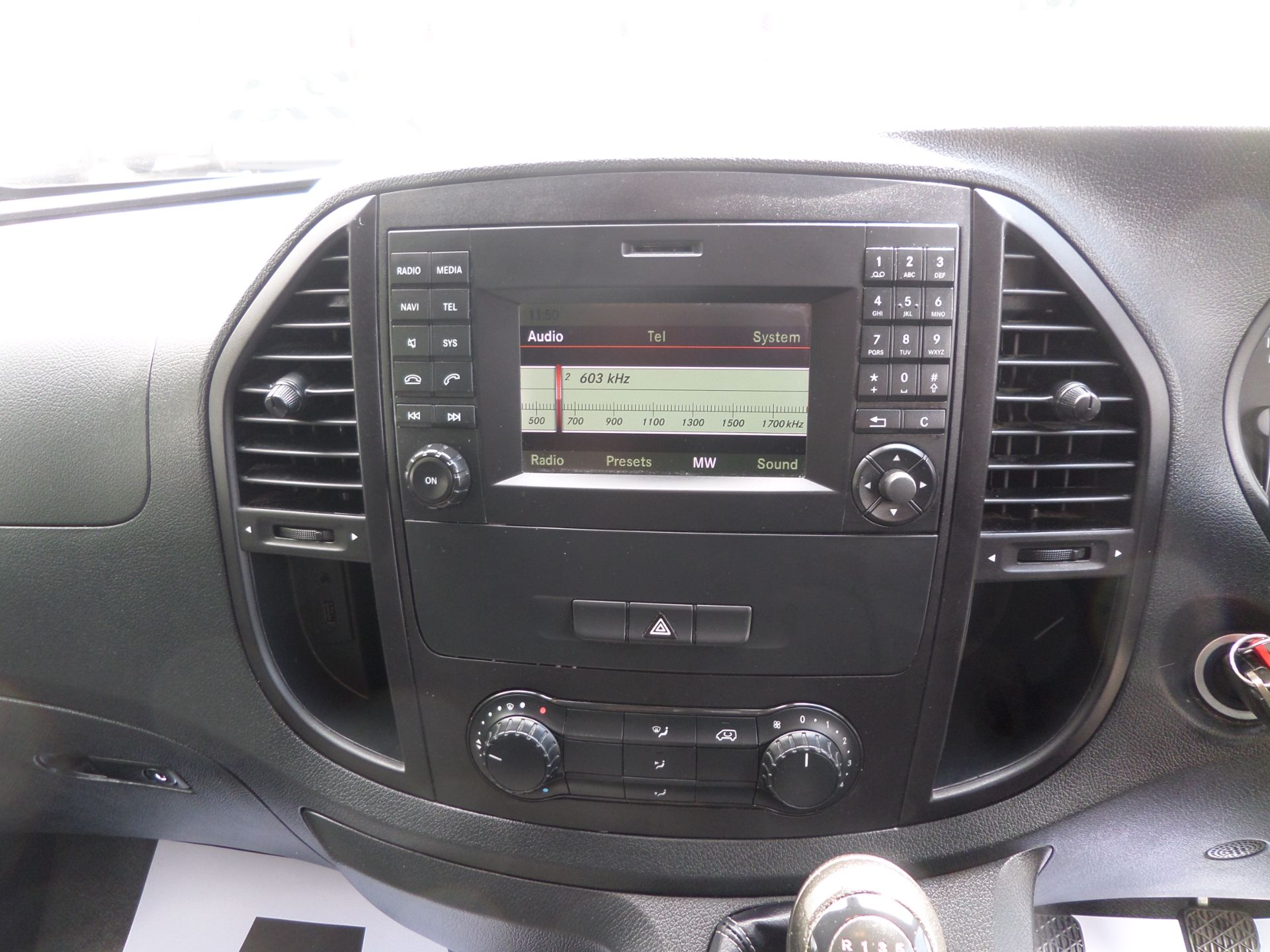 2017 Mercedes-Benz Vito 111Cdi Van LWB Euro 6 (KK17KHV) Image 13