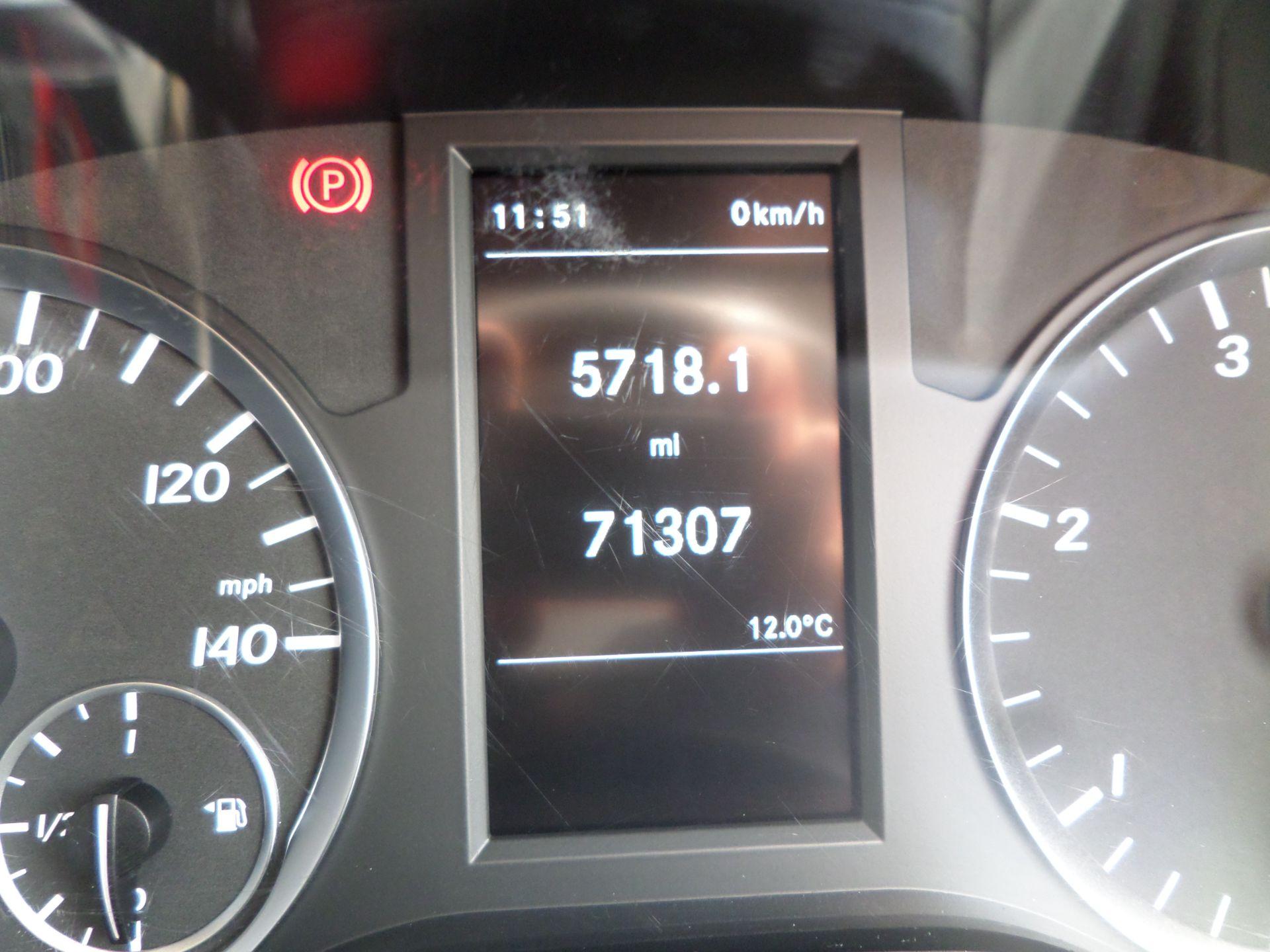 2017 Mercedes-Benz Vito 111Cdi Van LWB Euro 6 (KK17KHV) Image 14