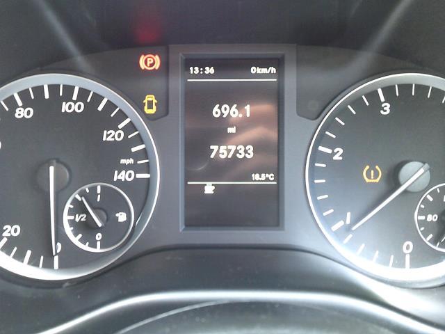 2017 Mercedes-Benz Vito LONG 111 CDI VAN EURO 6 (KK17KHZ) Image 6