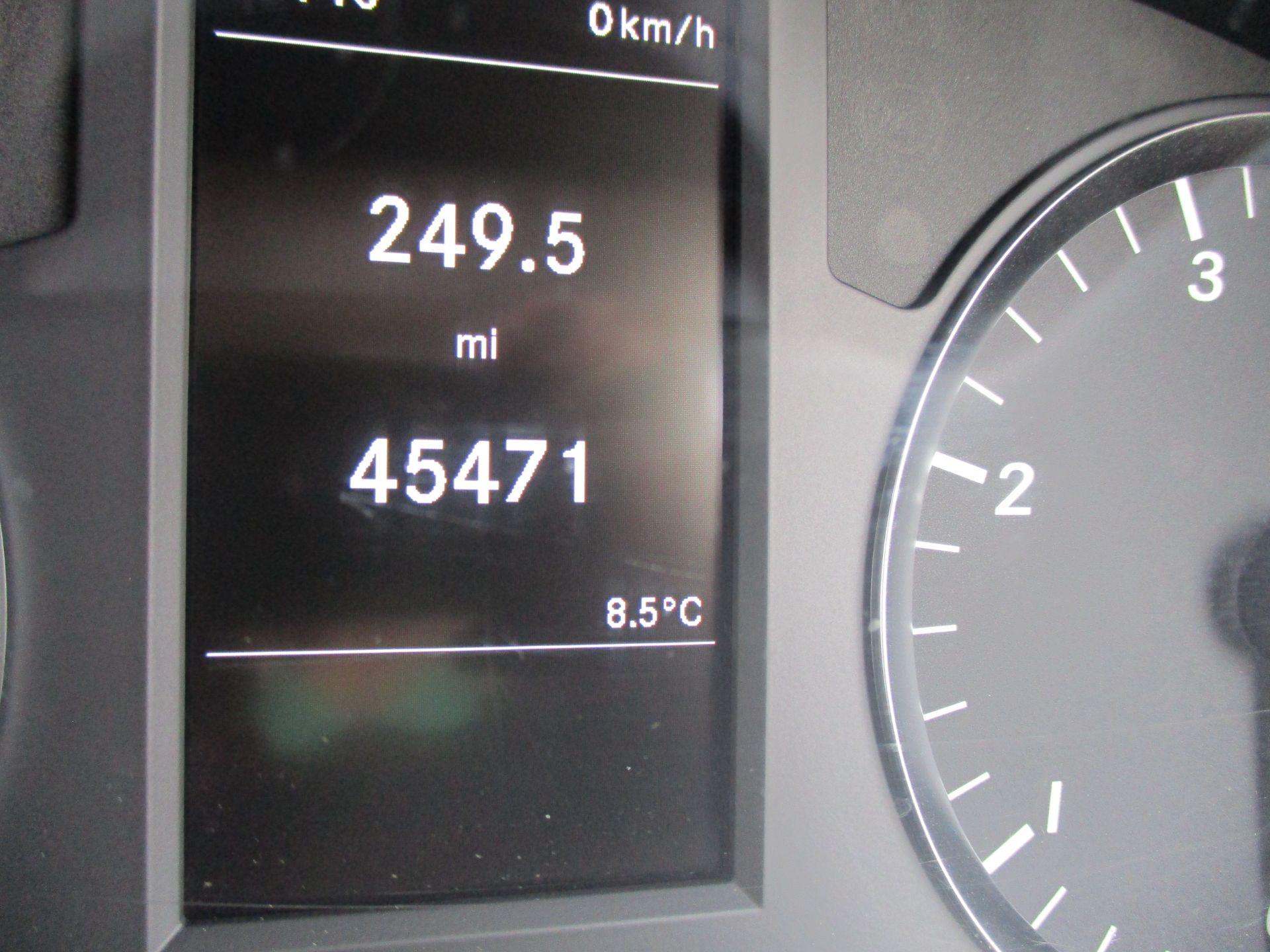 2017 Mercedes-Benz Vito LONG 111 CDI VAN EURO 6 (KK17KJE) Image 19