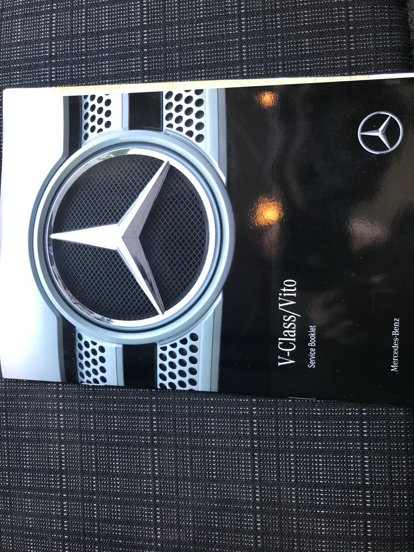 2017 Mercedes-Benz Vito 111CDI LWB 110PS EURO 6 (KK17KJU) Image 22