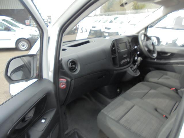 2017 Mercedes-Benz Vito 111Cdi Van (KK17KMA) Image 14