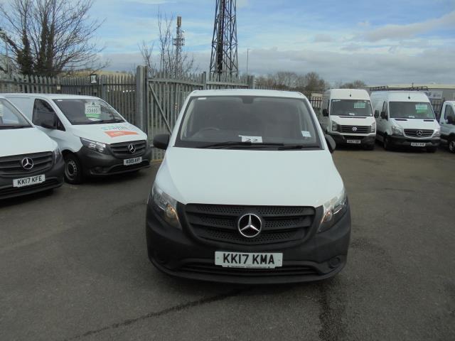 2017 Mercedes-Benz Vito 111Cdi Van (KK17KMA) Image 2