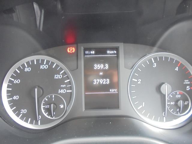 2017 Mercedes-Benz Vito 111Cdi Van (KK17KMA) Image 23