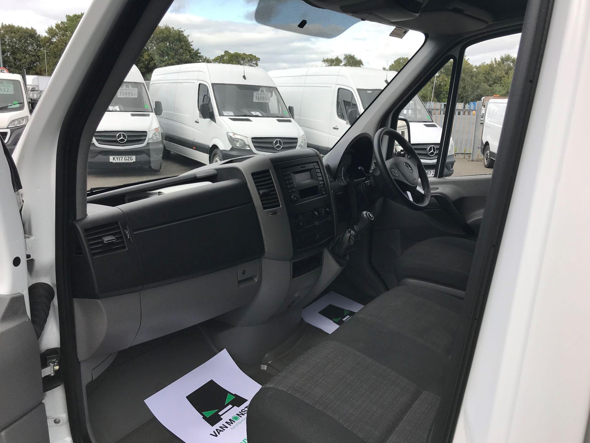 2017 Mercedes-Benz Sprinter  314 LWB H/R VAN EURO 6 (KK17PDO) Image 18