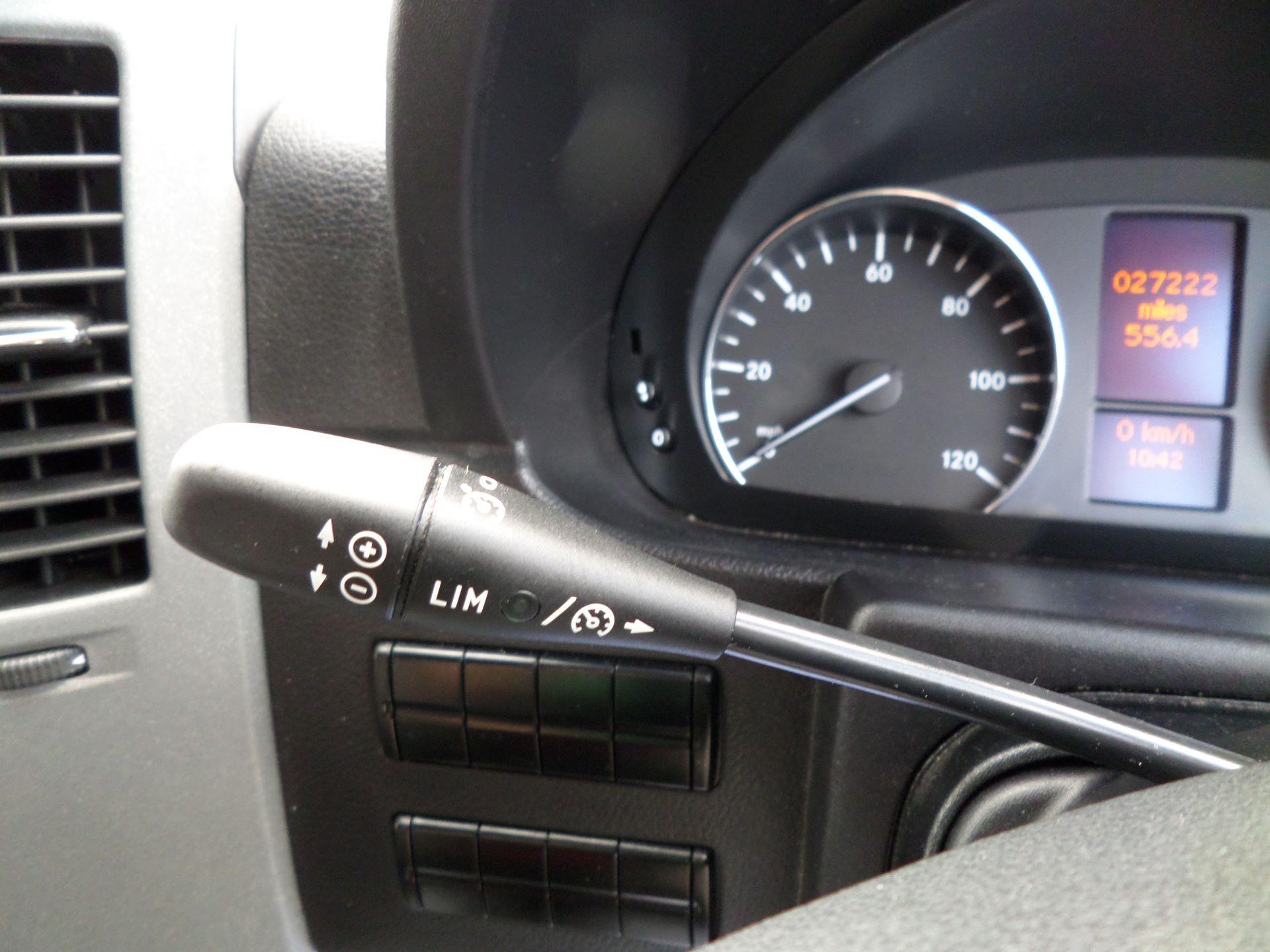 2017 Mercedes-Benz Sprinter  314 LWB H/R VAN EURO 6 (KK17PFZ) Image 18