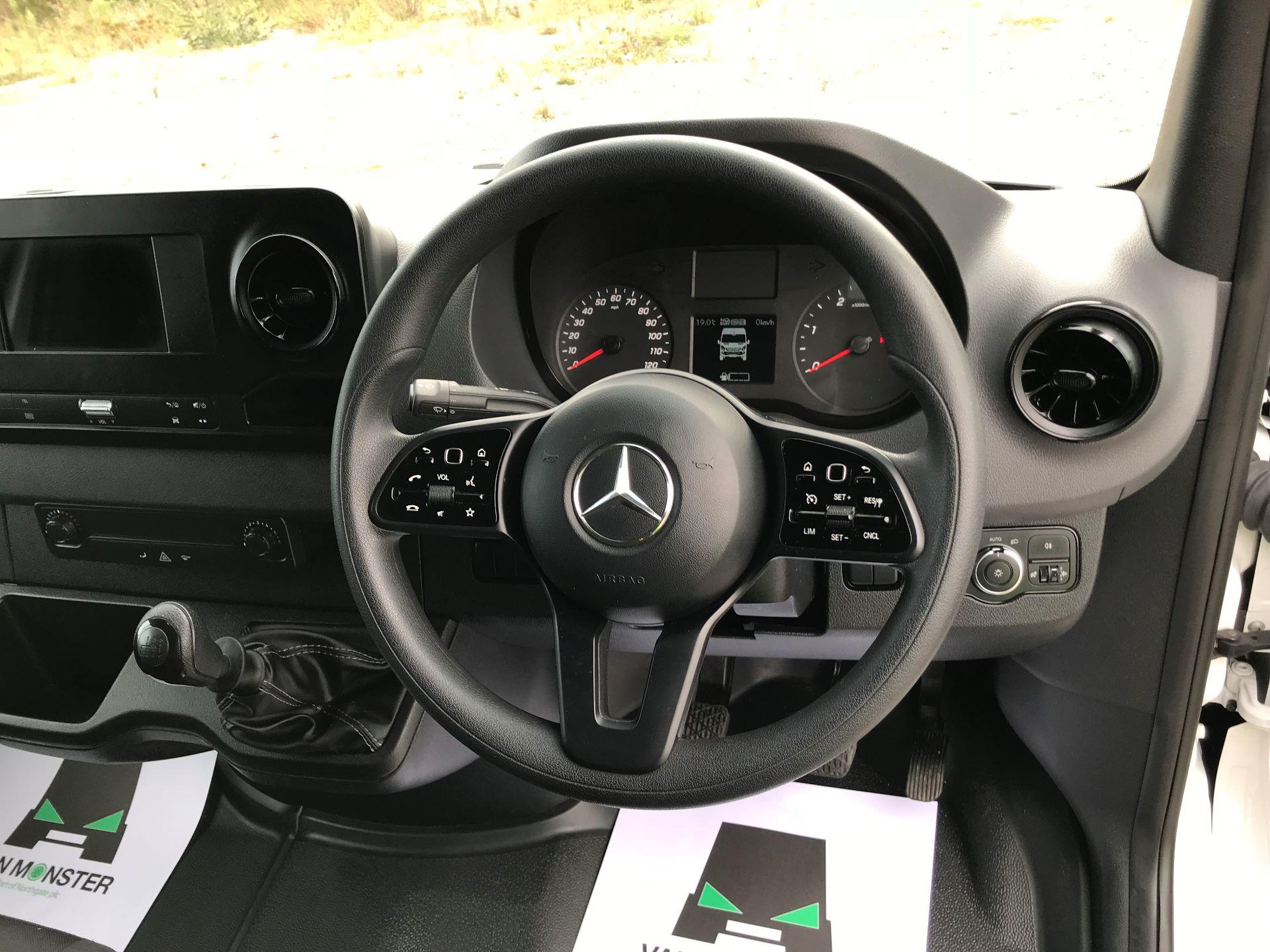 2018 Mercedes-Benz Sprinter 314CDI L3 H2 Van (KL18FKT) Image 24
