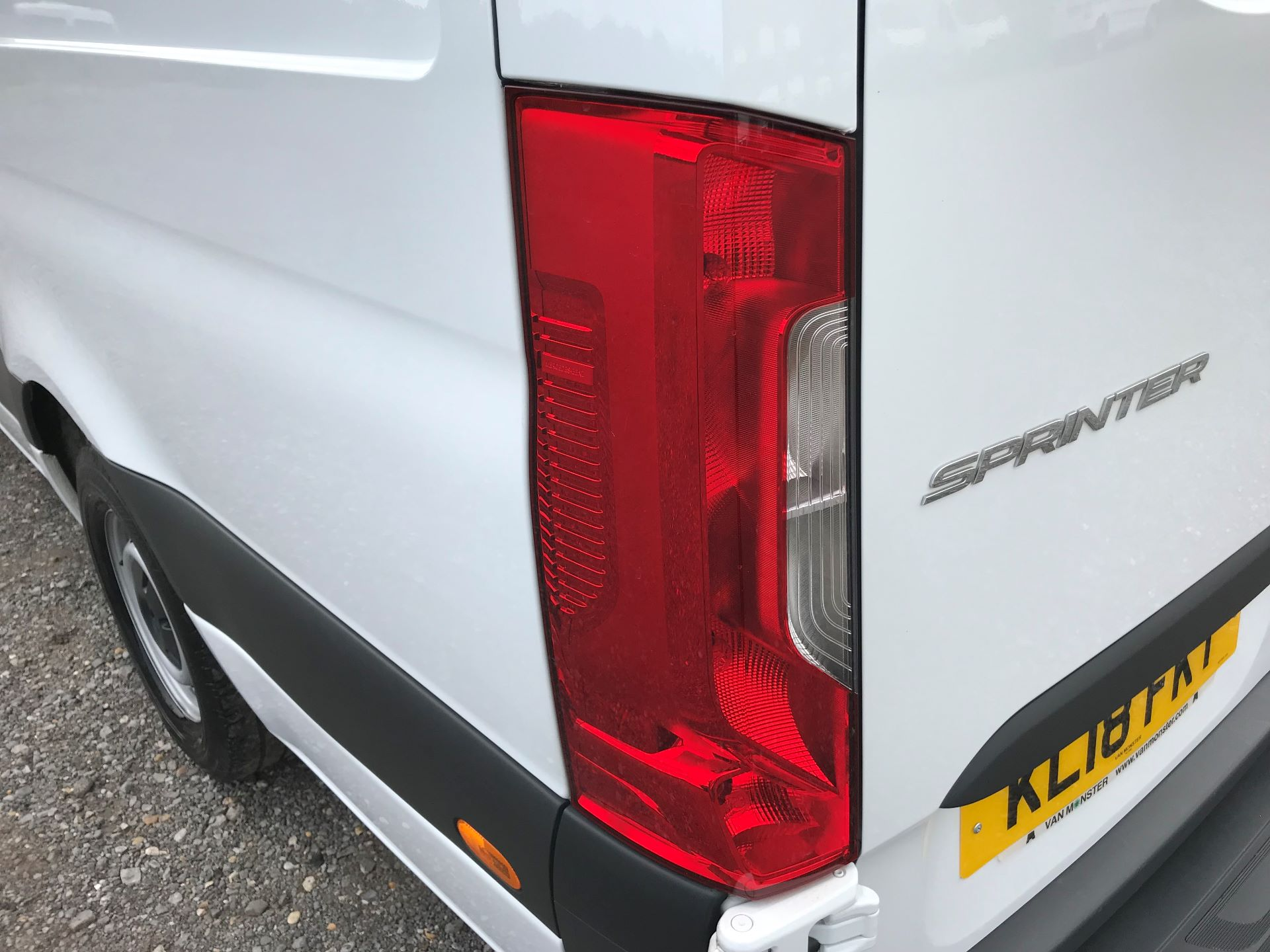 2018 Mercedes-Benz Sprinter 314CDI L3 H2 Van (KL18FKT) Image 15
