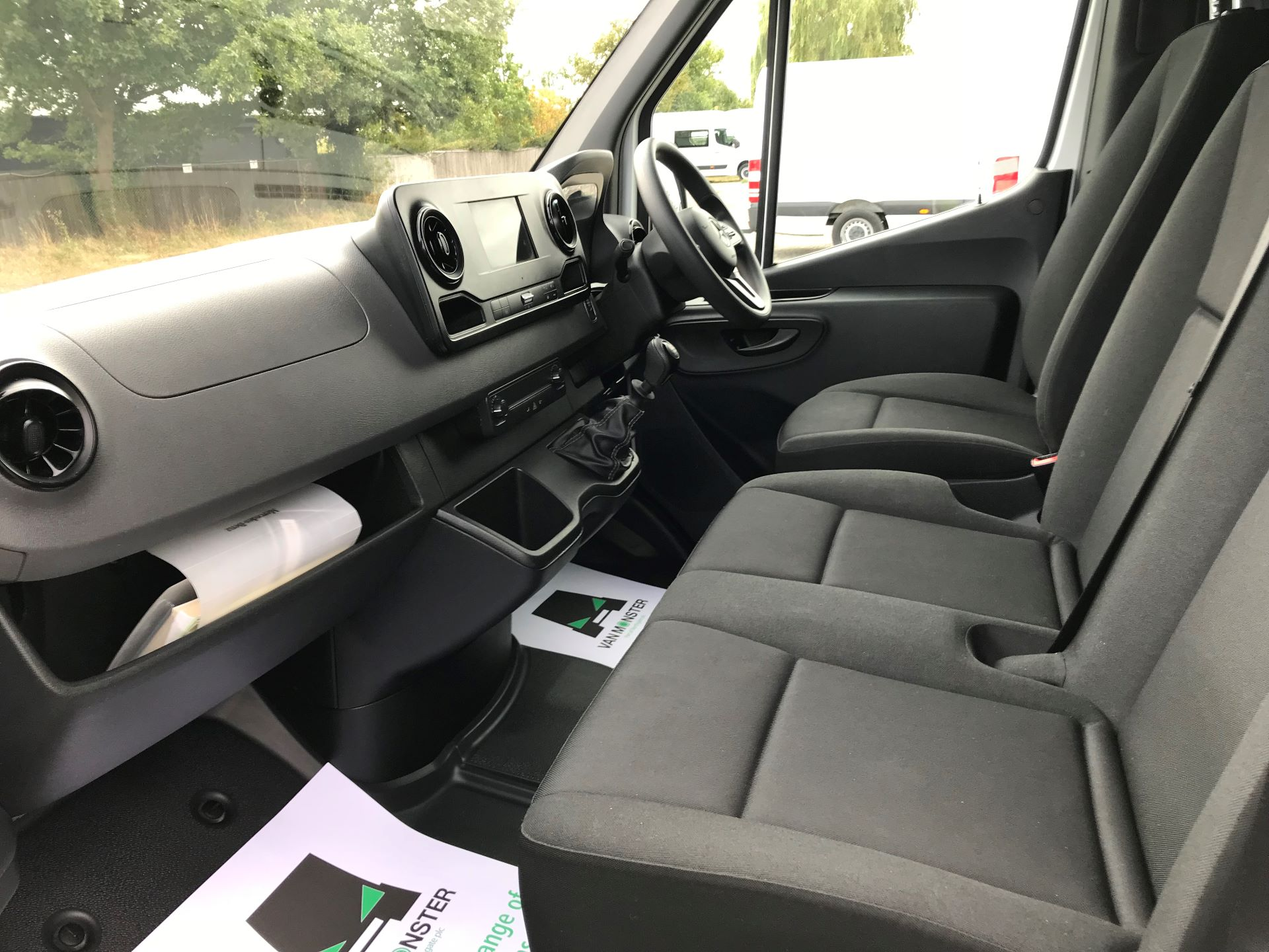 2018 Mercedes-Benz Sprinter 314CDI L3 H2 Van (KL18FKT) Image 21