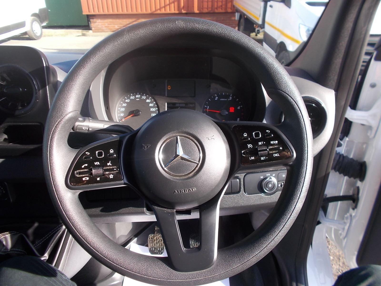 2018 Mercedes-Benz Sprinter 2018 Mercedes-Benz Sprinter 314 LWB H/R VAN EURO 6 (KL18FPA) Image 15