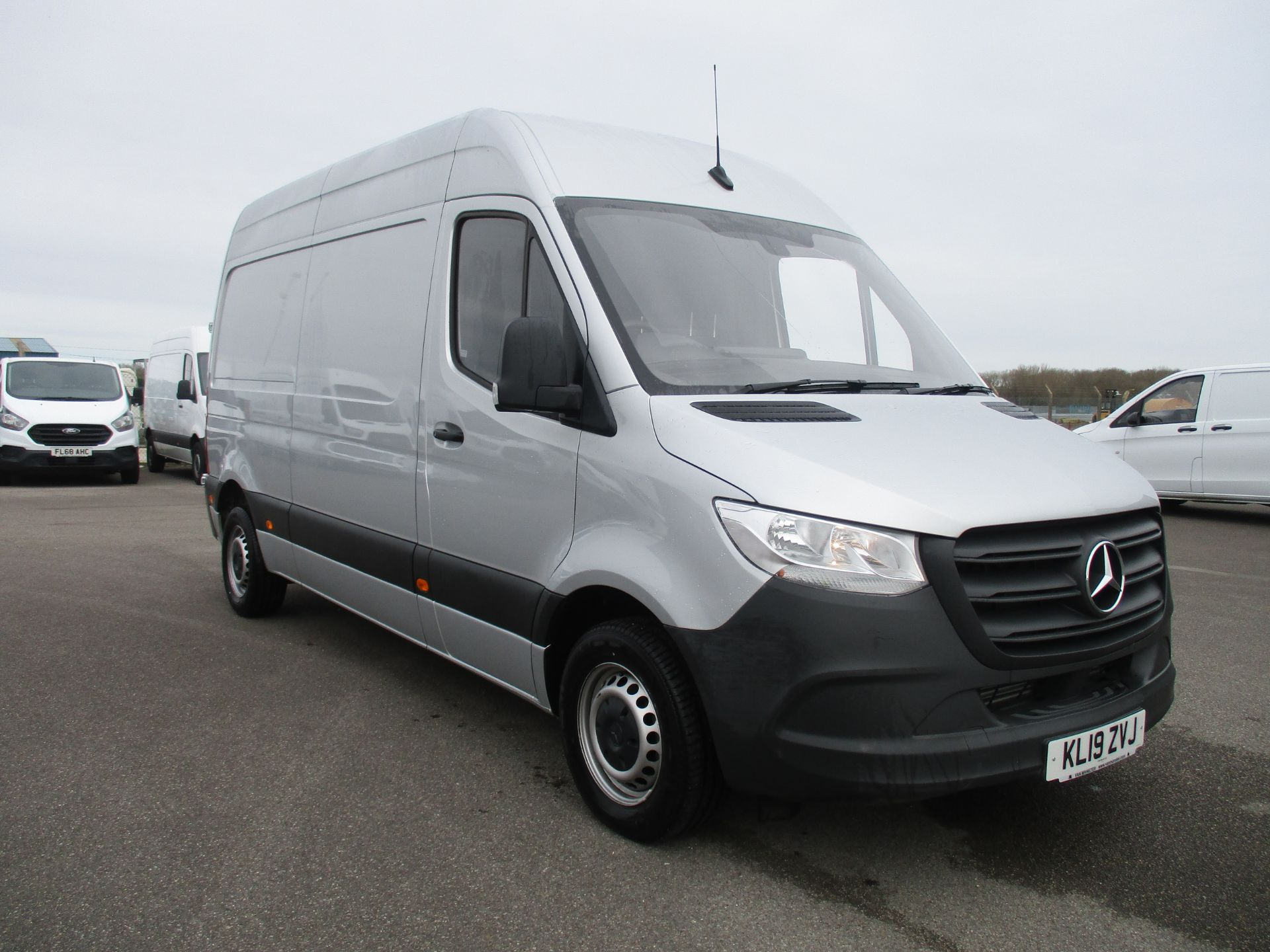 2019 Mercedes-Benz Sprinter 314 CDI L2 H2 140 PS VAN EURO 6