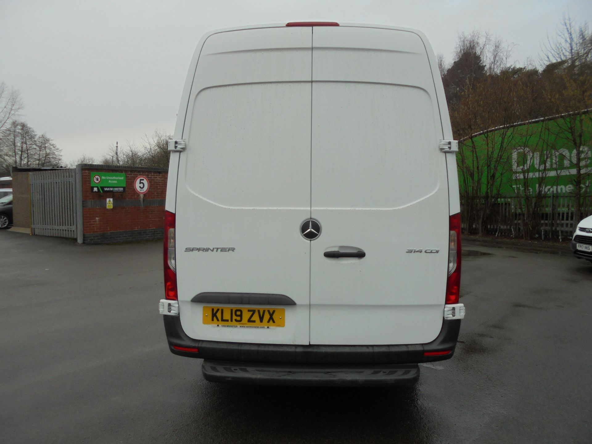 2019 Mercedes-Benz Sprinter 314 LWB 3.5T H2 Van (KL19ZVX) Image 8