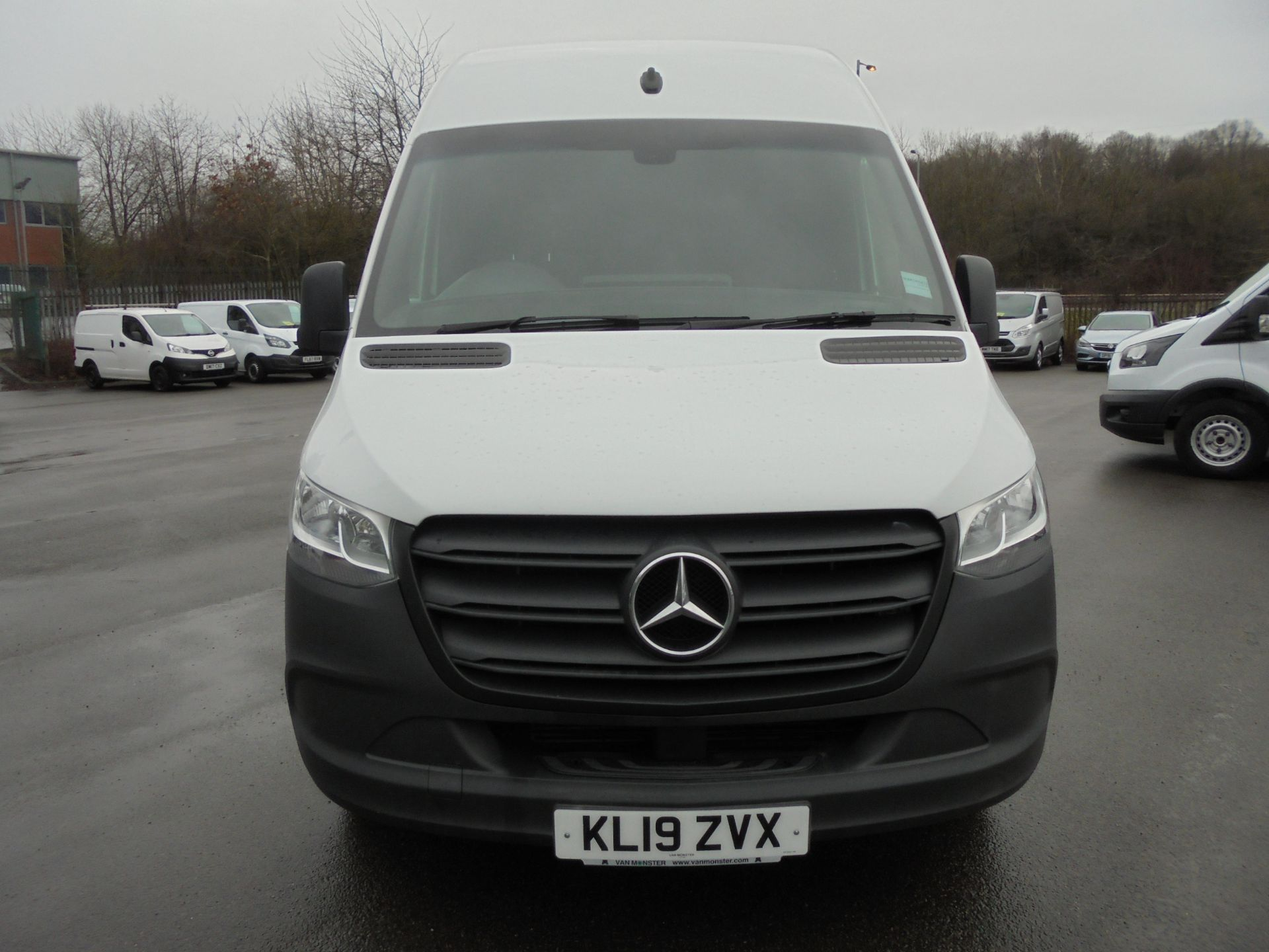2019 Mercedes-Benz Sprinter 314 LWB 3.5T H2 Van (KL19ZVX) Image 2