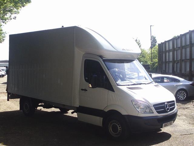 2013 Mercedes-Benz Sprinter  313 CDI LWB  LUTON EURO 5 (KM13FRO)