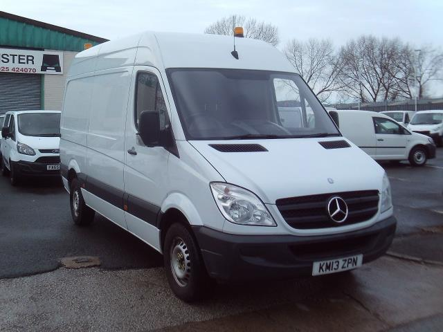 2013 Mercedes-Benz Sprinter 313cdi mwb High Roof 130ps (KM13ZPN)