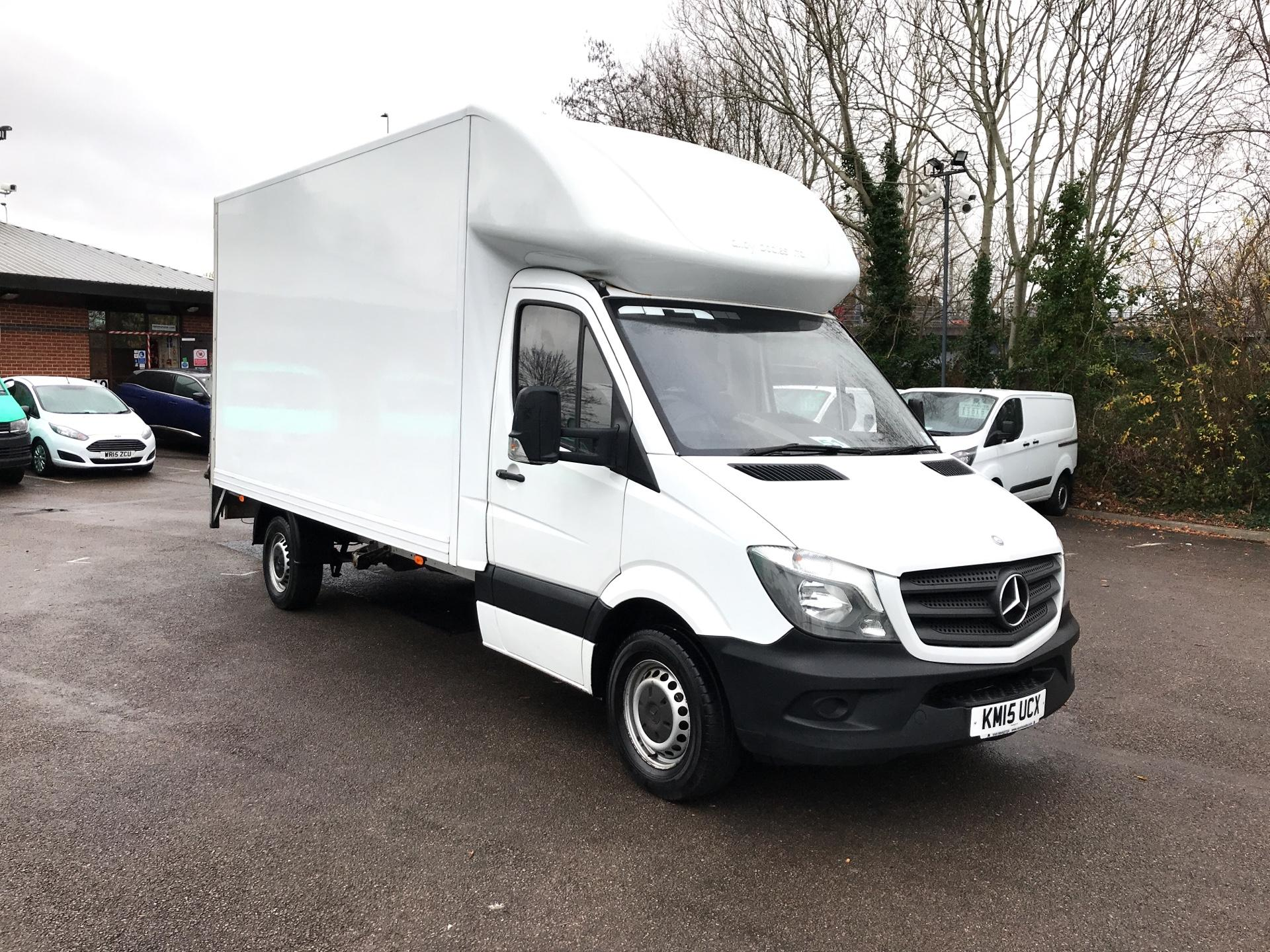 2015 Mercedes-Benz Sprinter 3.5T 313 LWB LONG LUTON EURO 5 (KM15UCX)