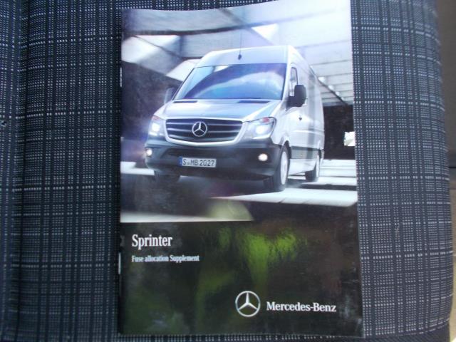 2015 Mercedes-Benz Sprinter  313 MWB H/R EURO 5 (KM15UDS) Image 30