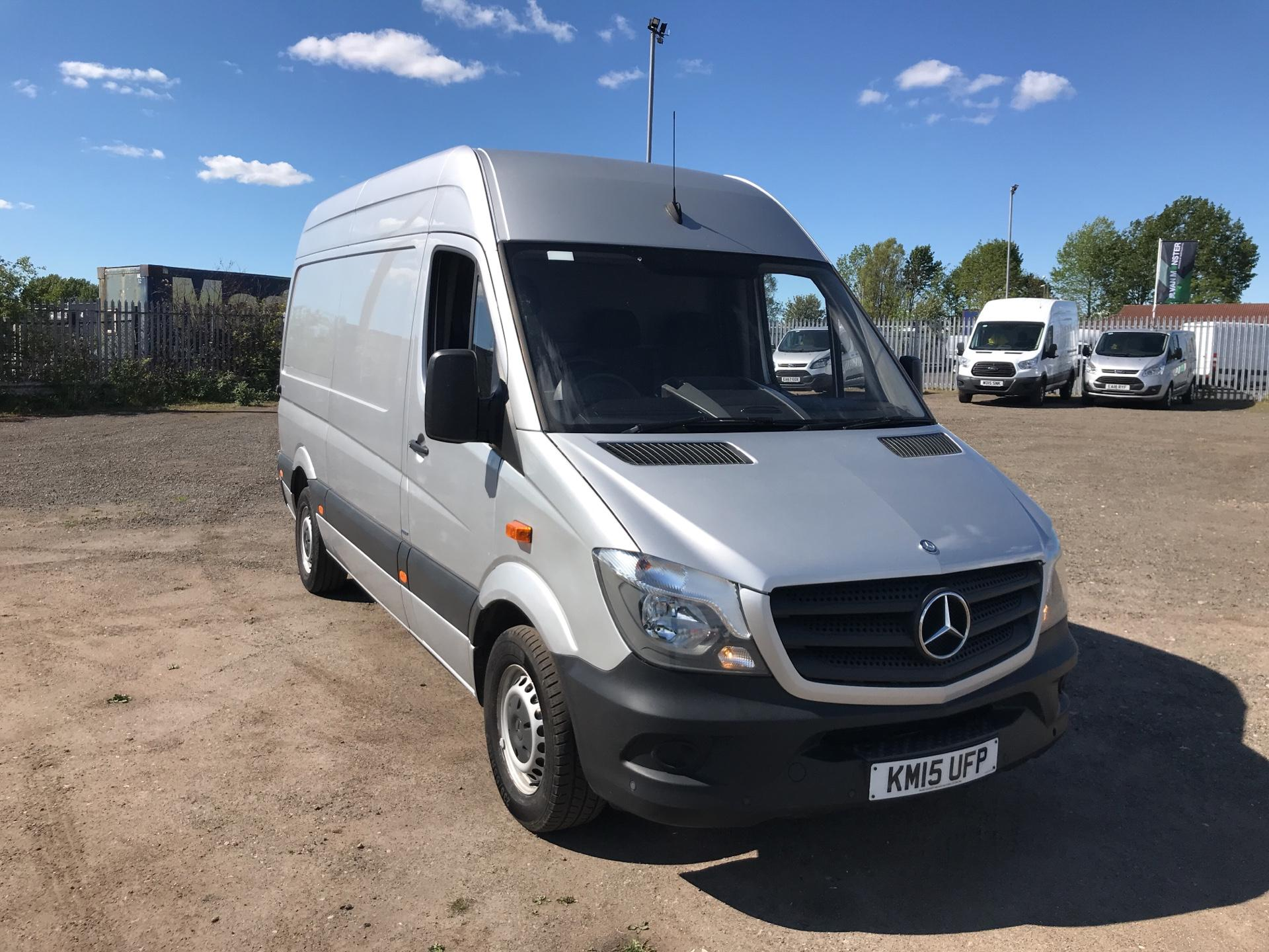 2015 Mercedes-Benz Sprinter  313 MWB 3.5T HIGH ROOF BLUE EFFICIENCY EURO 5 (KM15UFP)